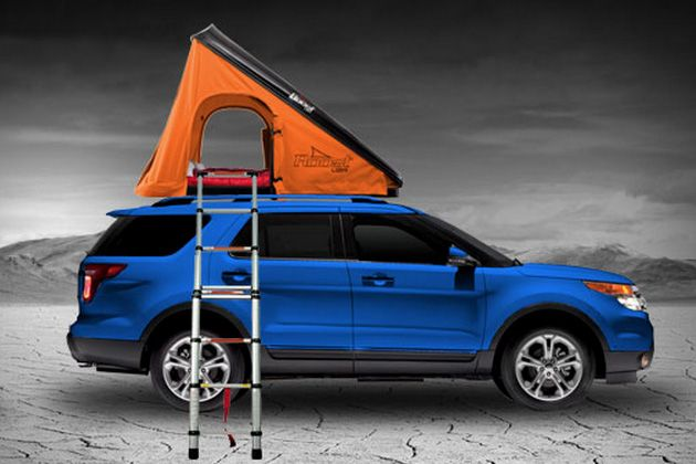 Rolling Homes: The 7 Best Rooftop Camping Tents