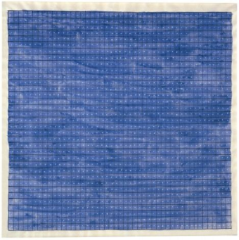 Agnes Martin Untitled 1965 Watercolour, ink and gouache on paper © Estate of Agnes Martin/DACS, London, 2015