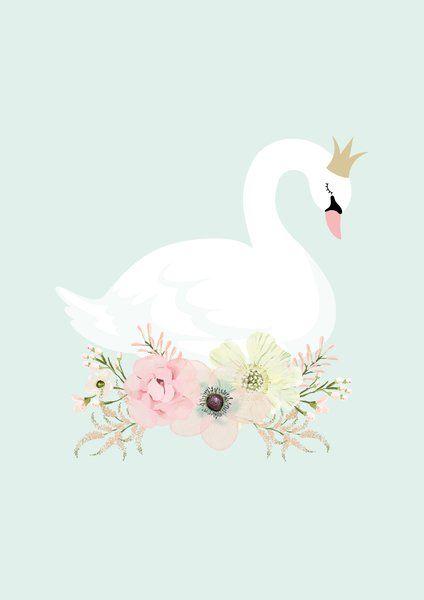 Swan Princess Mint