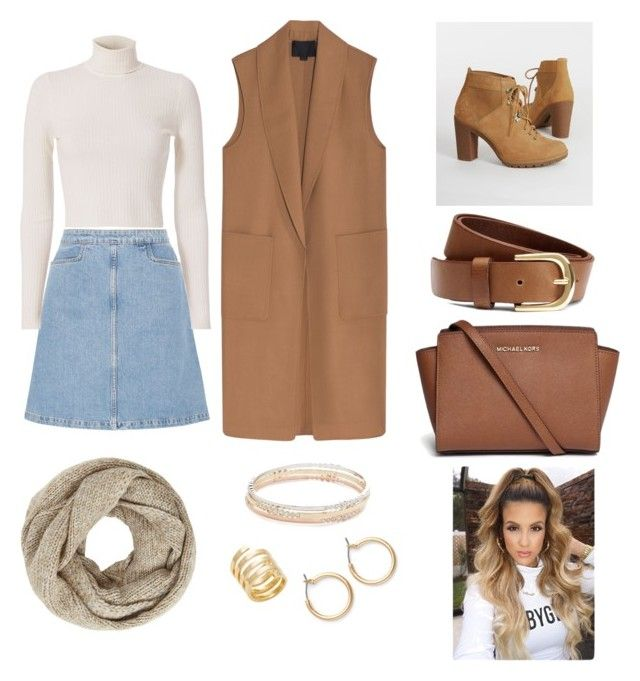 Timberland by ruffo-srn on Polyvore featuring polyvore, fashion, style, A.L.C., Alexander Wang, M.i.h Jeans, Timberland, Michael Kors, Jennifer Zeuner, Nordstrom, Kate Spade, John Lewis, H&M and clothing