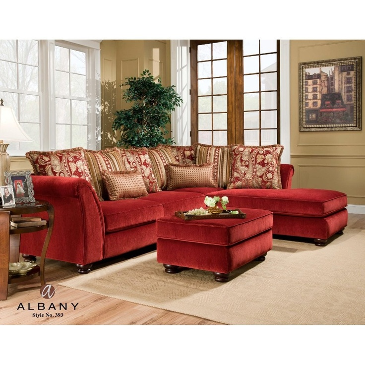 Best Albany Venice Living Room Sectional Piece Left Arm Sofa 400 x 300