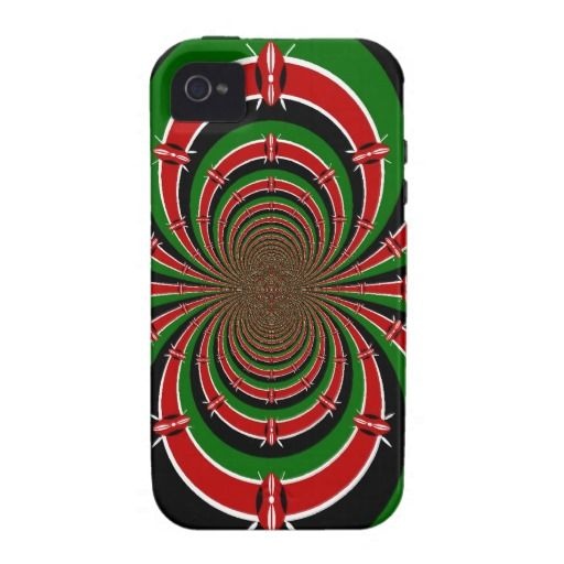 Jambo Habari ! Kenya Hakuna Matata iPhone 4/4S Case #Red #Black #Green #Flag #Cases #old #school #hip #hop, #pan #African #Kenya #flags #Electronics  #Case  #iPhoneCases  #iPhone #5CCases  #Slim-cases  #Case-Mate #Barely #There
