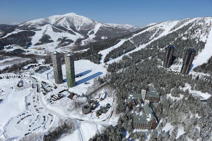 Tomamu Ski Resort - Hokkaido, Japan