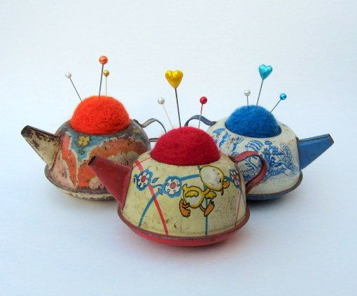 the cutest pin cushions I ever did see