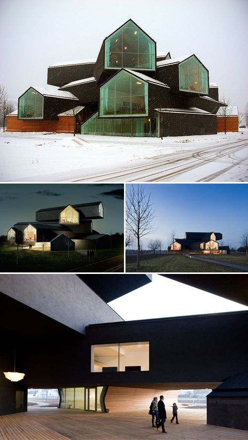 Best Vitra Hause Images On Pinterest Architecture Buildings