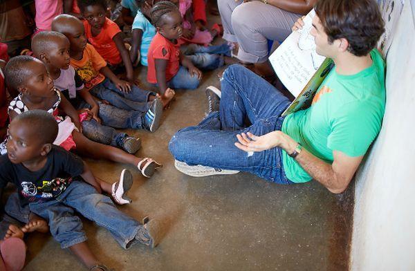 Roger Federer in Africa de Sud