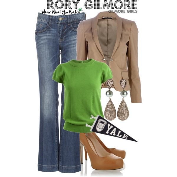 Rory Gilmore Style - yes pls