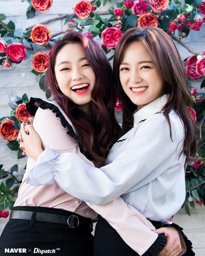 3 697 Begenme 3 Yorum Instagram Da Ioi Producer 030718 Mina Sejeong The Cafe Niuwl In Seoul Naver X Dispatc Selebritas Gadis Cantik Gadis Korea