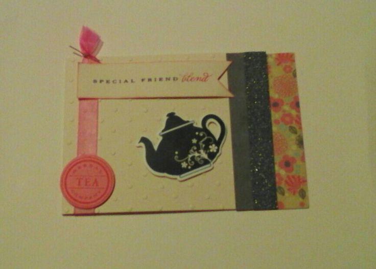 Papertrey ink tea for two @sprinklekl24