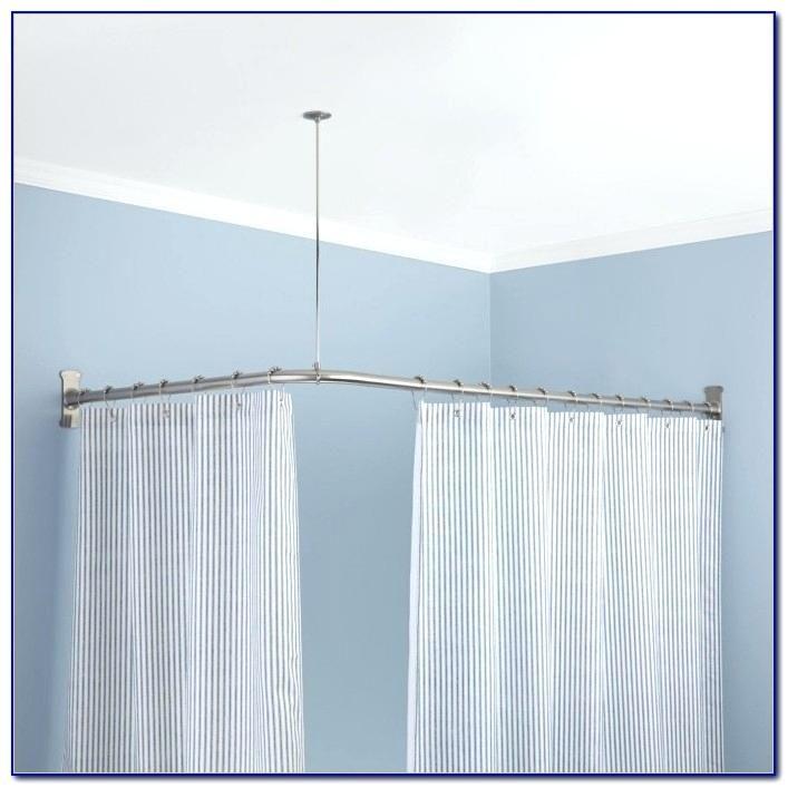 Corner Room Divider Best Room Divider Curtain Ideas On Curtain