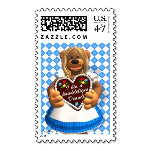 Dinky Bears Bavarian Cuddle Bear 2
