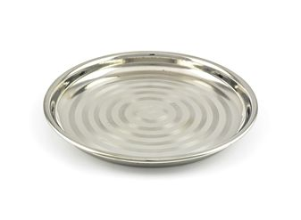 Stainless Steel Baggi #China #Plate No. 10