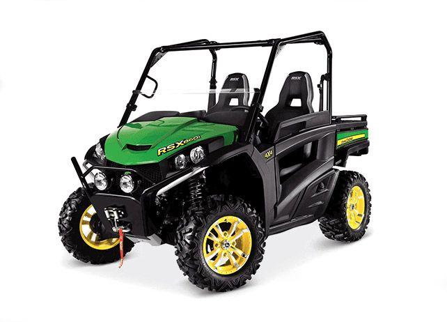 John Deere Recreational Gator Utility Vehicle