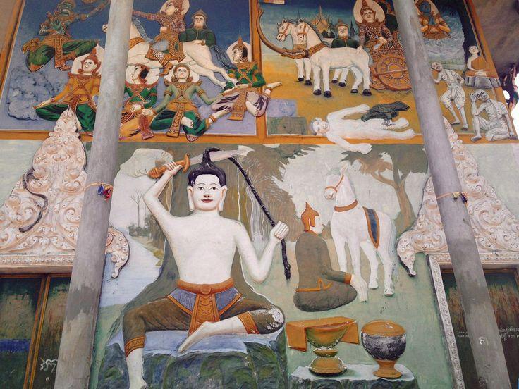 Kampong Cham, Cambodia. 39