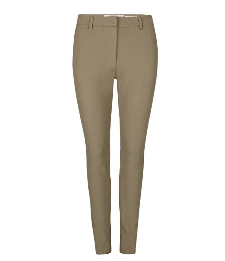 Morceau Trouser, Women, Trousers, AllSaints Spitalfields back zipped bottoms