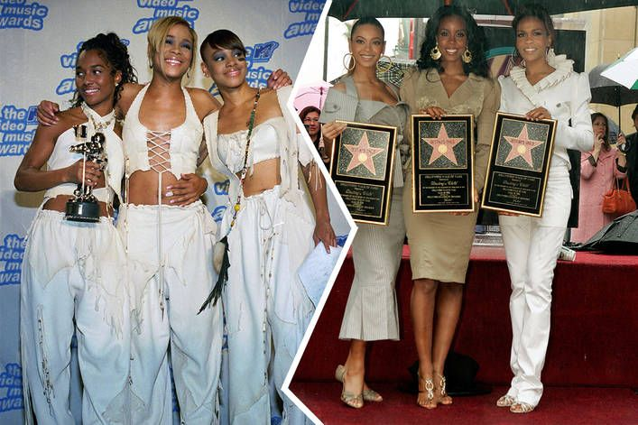 Best American R&B girl group of all time: TLC or Destiny's Child?