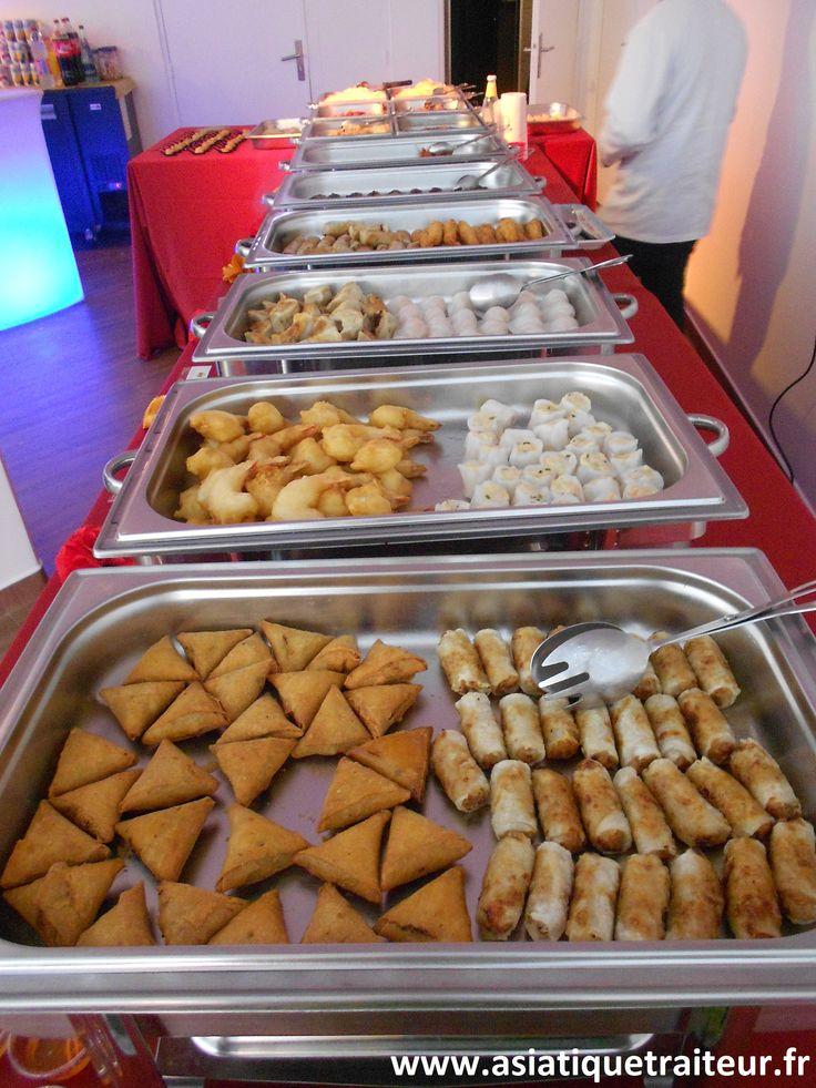 Restaurant Asiatiques Buffet Bussy Saint Georges