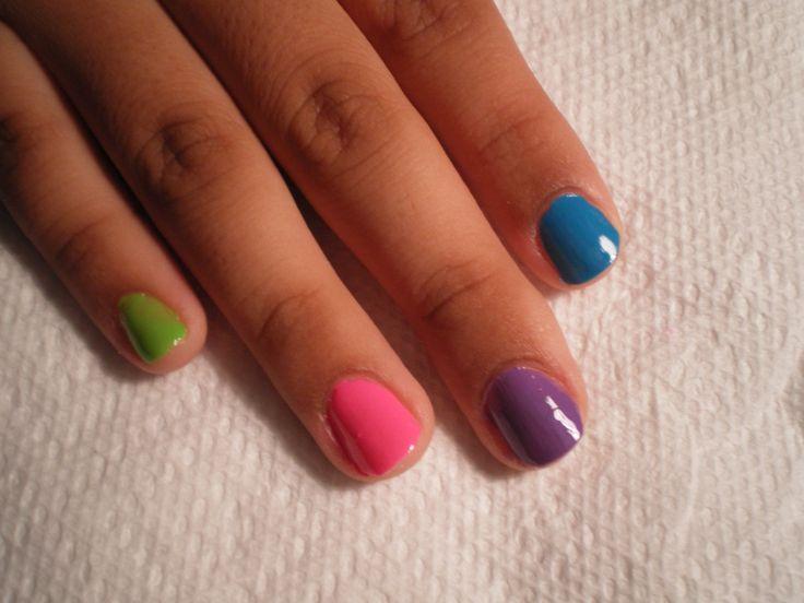 Decor decorated nails nails art nail infantil primavera verano
