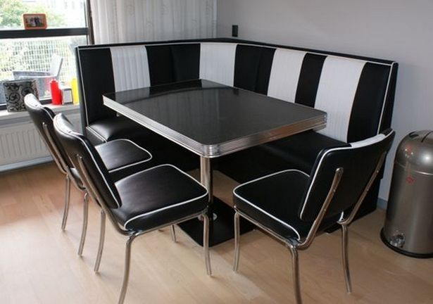 Gorgeous Retro Dining Room Chairs Ideas_8