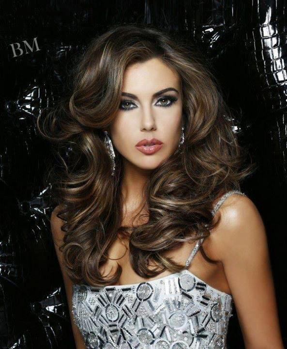 Latest Photo of Miss USA 2013 Erin Brady