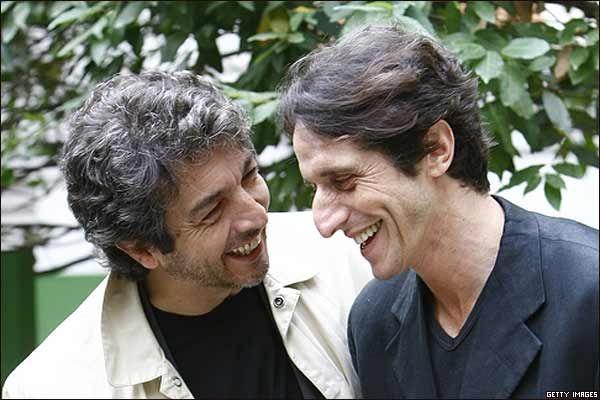 Ricardo Darín y Diego Peretti