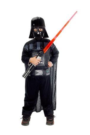 Star Wars Darth Vader Dräkt Med Mask Och Mantel