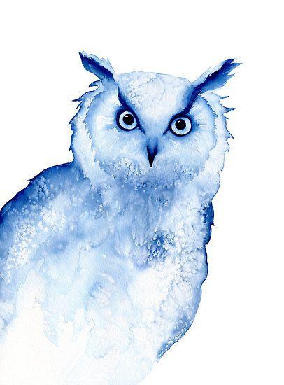'Perspicacity the Owl' by Tara Winona