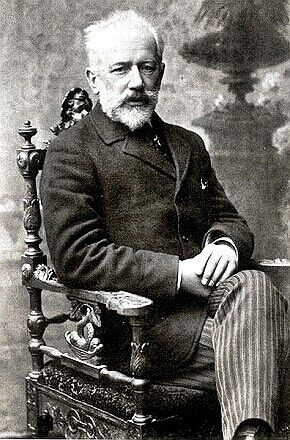 Tchaikovsky : wat a wonderful music he gave to the world