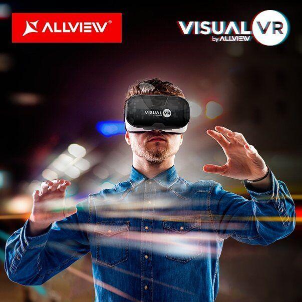 Wejdz w wirtualna rzeczywistość z Allview Visual VR!  #vr #virtualreality #okulary #wirtualnarzeczywistość #premiera #new #allview by allviewpolska - Shop VR at VirtualRealityDen.com