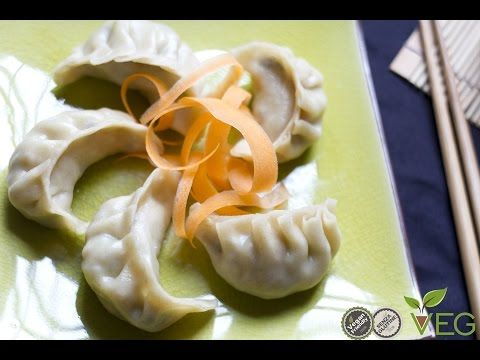 Ricetta Ravioli Cinesi - le ricette di lacucinavegetariana.it