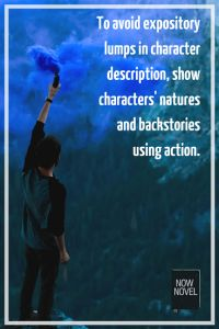 Character description examples: 7 lessons from famous books
