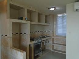 Resultado de imagen para cocinas en mamposteria ideas for Gabinetes en cemento