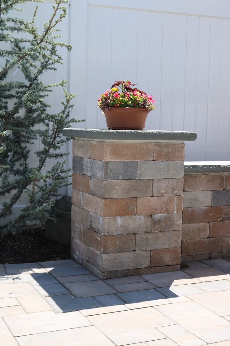 Cambridge pavingstones wall systems color options - Cambridge Pavingstones And Wallstones Are The Perfect Touch To Add Around Your Outdoor Living Space