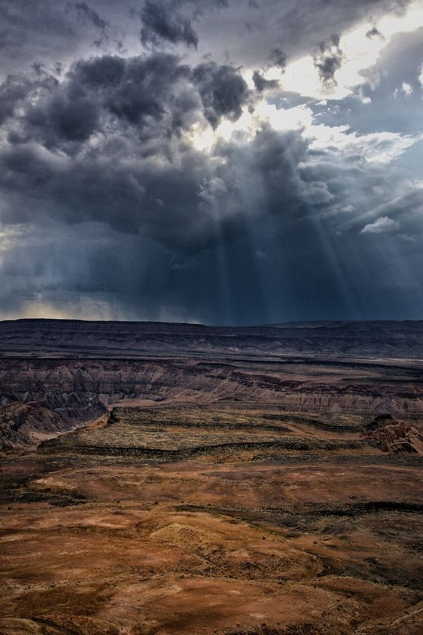 Fish river canyon by Jean-Pierre Perren, via 500px Learn more about #Namibia's #FishRiver Canyon here: http://www.namibiatourism.com.na/fish-river-canyon/