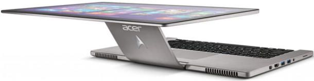 A 'Trek'-themed Acer Aspire R7 is boldly going up for auction