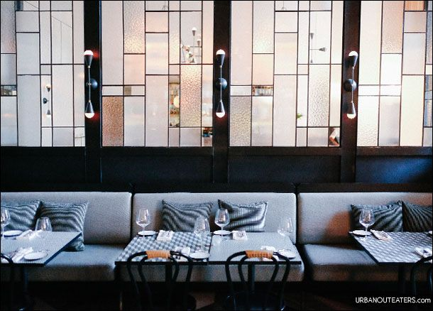 GIA Restaurant Bar Sudirman Jakarta Urban Outeaters