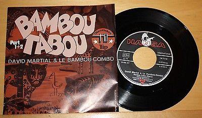 David Martial - Bambou Tabou