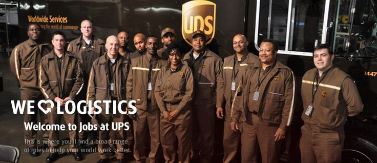 Package Operations Jobs at United Parcel Service - We love Logistics. Welcome to Jobs at UPS.