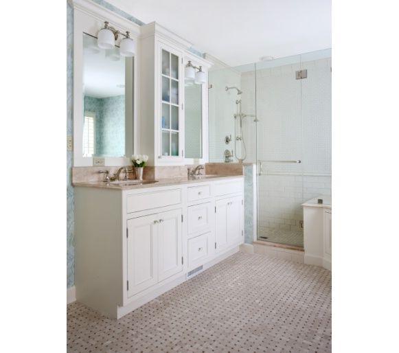 Hall Bathroom Tiles: 52 Best Images About Bathroom Reno On Pinterest