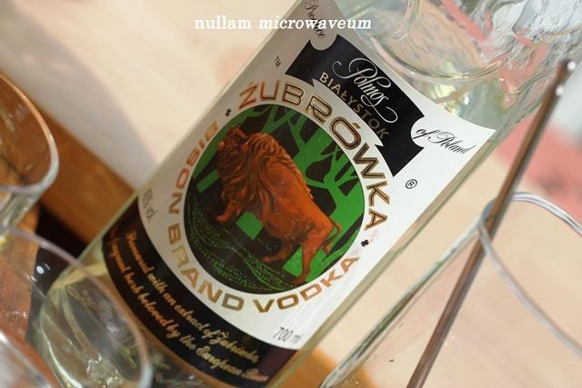 Żubrówka bison grass vodka