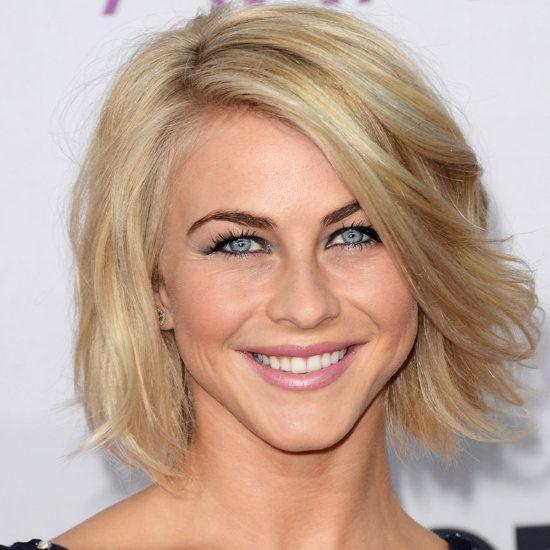 2020 Other Images Julianne Hough Safe Haven Hair Back