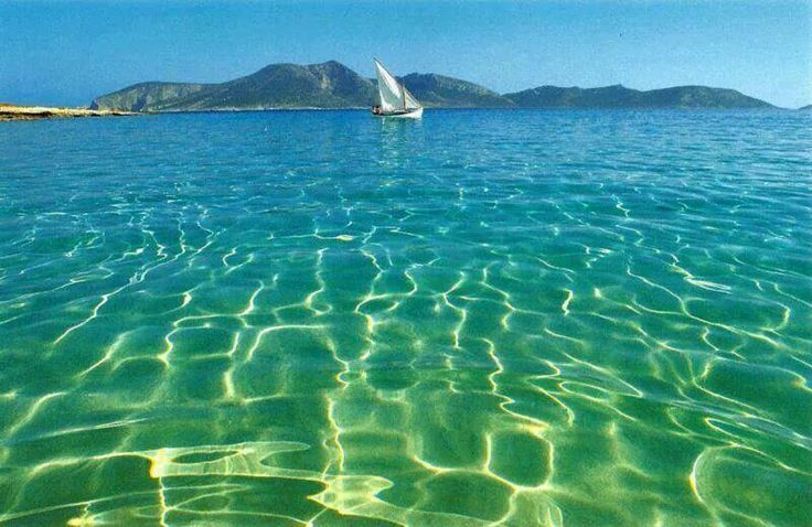 Poti beach, koufonisia, Greece