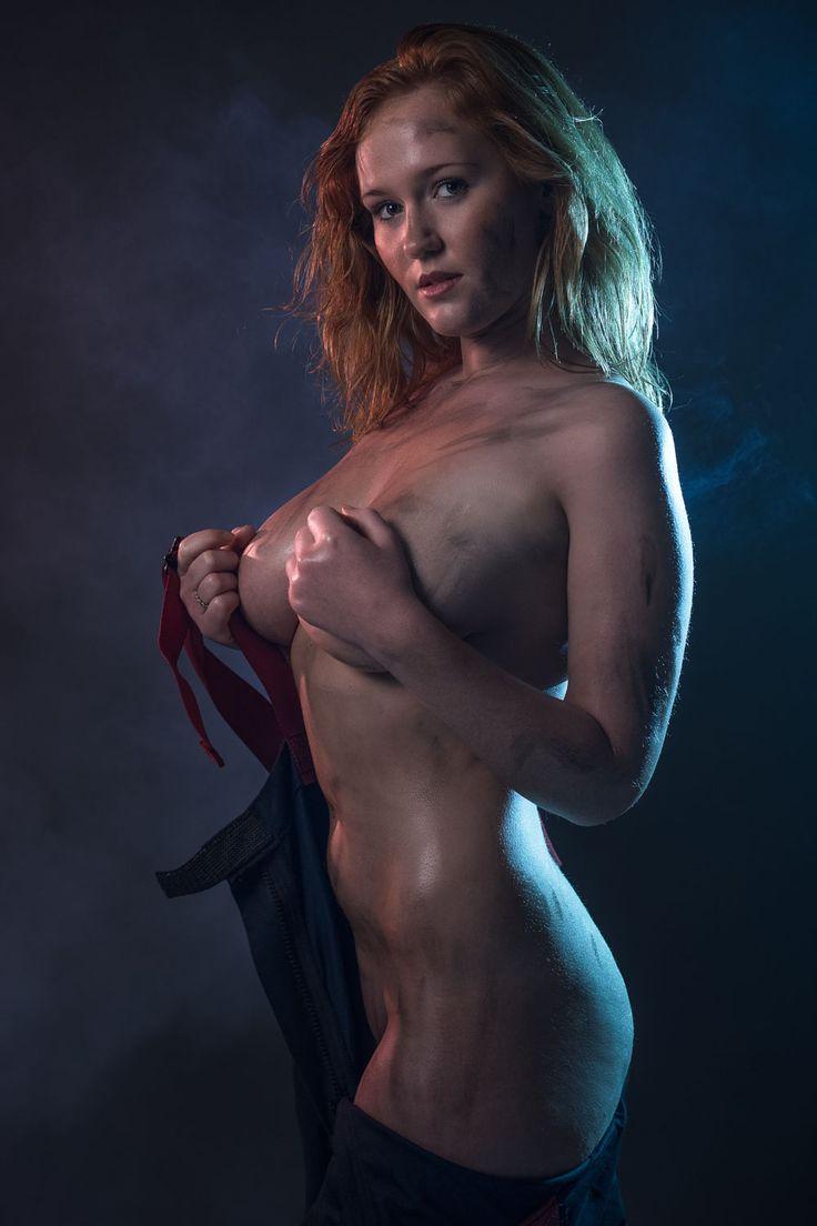 Marina as Firefighter by Thomas Mark Jensen on 500px
