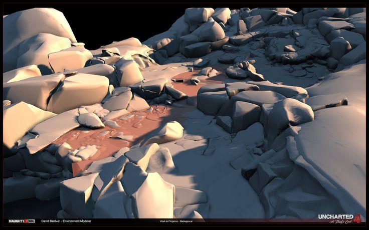 ArtStation - Uncharted 4 - Madagascar, David Baldwin
