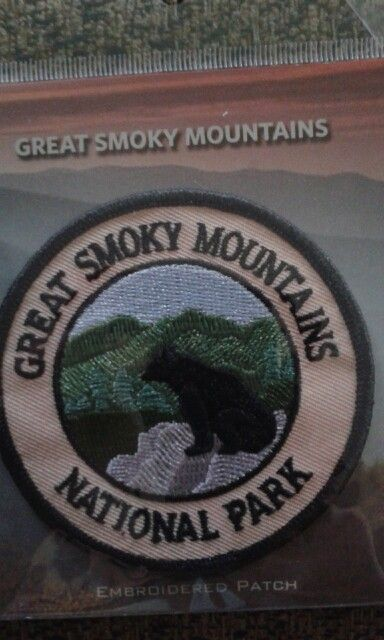 48 Best Patches Images On Pinterest National Parks