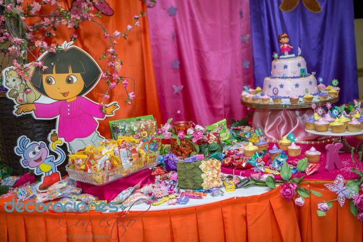 15 best decoraciones infantiles varias images on pinterest - Decoraciones para cumpleanos infantiles ...