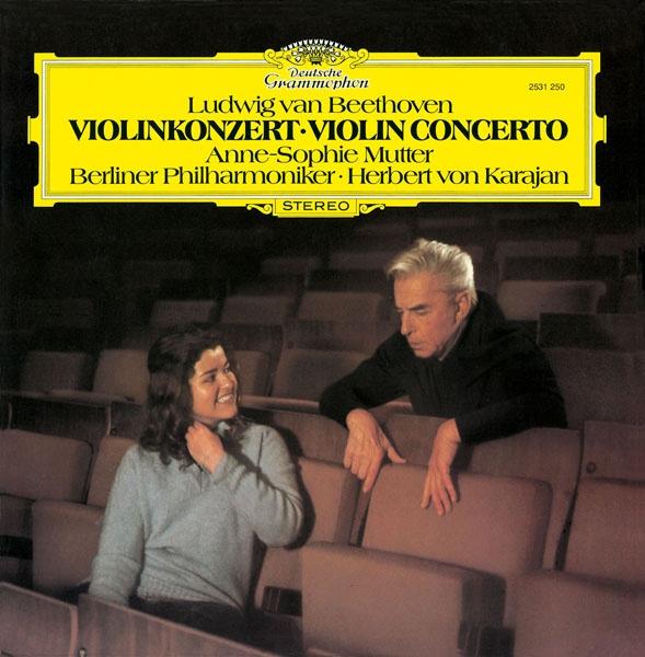 Beethoven Violinkonzert Anne Sophie Mutter