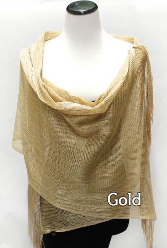 Women Scarf Wedding Shawl Glitter Sparkle /Shimmer by HijabiQueens