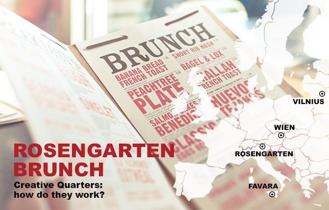 È possibile inventare nuovi format negli eventi? Bolzano ci prova con i Rosengarten Brunch. La scommessa é aperta!