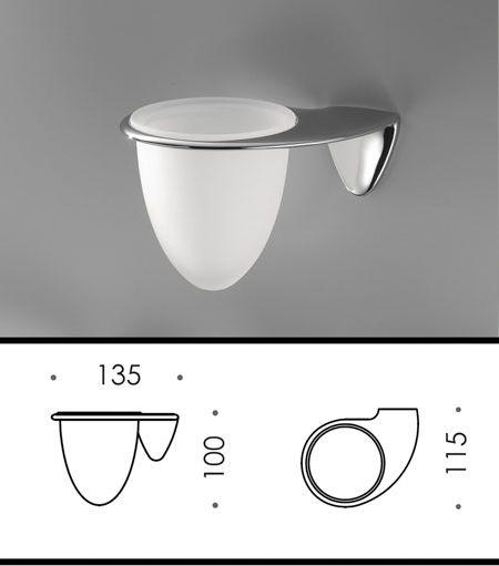 superb range of bathroom accessories in latest italian styling